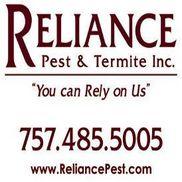 Reliance Pest & Termite, Chesapeake VA