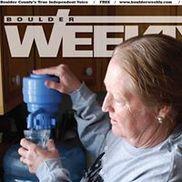 Boulder weekly, Boulder CO