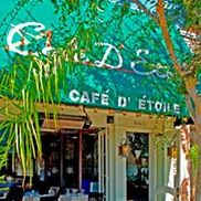 Cafe D' Etoile, West Hollywood CA