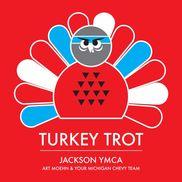 Jackson YMCA Turkey Trot, Hanover MI
