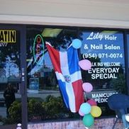 Lily Hair & Nail Salon, Margate FL