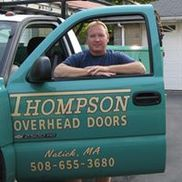 Thompson Overhead Garage Doors, Natick MA