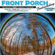 Front Porch fredericksburg Magazine, Fredericksburg VA