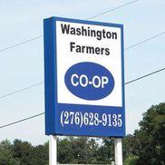 Washington Farmers CO-OP, Abingdon VA