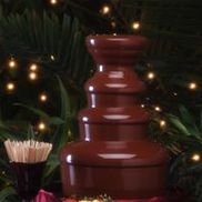 The Chocolate Fountain From In Blossom, Newton MA