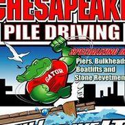 Chesapeake Pile Driving, Inc., Stewartstown PA