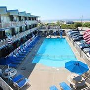 Attache Motel, Wildwood Crest NJ