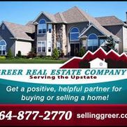 GREER REAL ESTATE COMPANY, Greer SC