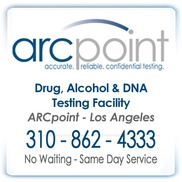 ARCpoint Labs of West Los Angeles, Los Angeles CA