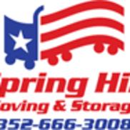 Spring Hill Moving & Storage, Spring Hill FL