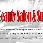 H.B. Beauty Salon & Supply, Huntington Beach CA