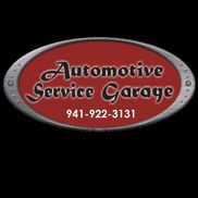 Automotive Service Garage, Sarasota FL