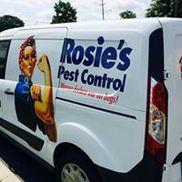 Rosie's Pest Control, Memphis TN