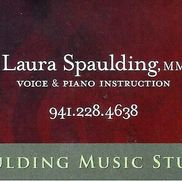 Spaulding Music Studio, Sarasota FL