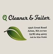 Q Cleaner & Tailor, Acton MA