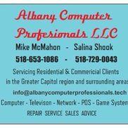 Albany Computer Professionals LLC, Troy NY