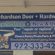 Richardson Door \u0026 Hardware Richardson TX & Commercial \u0026 Residential Doors by Richardson Door \u0026 Hardware in ...
