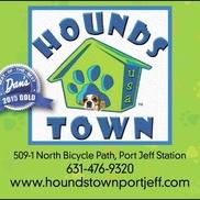 Hounds Town - Port Jeff, Port Jefferson Station NY