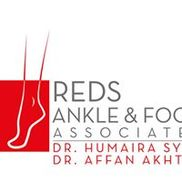 Reds Ankle & Foot Associates / Dr Humaira Syed, Wayne NJ
