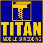 TITAN  Mobile Shredding, Pipersville PA