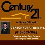 Century 21 All-Elite, Inc - Anthony DiDonato, Brookhaven PA