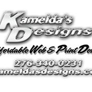 Kamelda's Designs, Ridgeway VA
