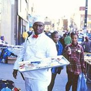 The Harlem Pie Man, New York NY