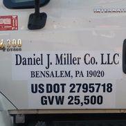 Daniel j Miller co ., llc, Bensalem PA