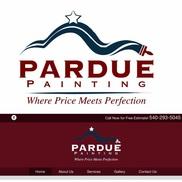 pardue painting company, Roanoke VA