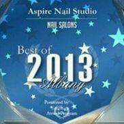 Aspire Nail Studio, Albany NY