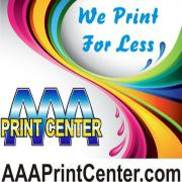 AAA Print Center, Lakeland FL