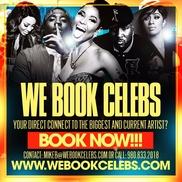 webook celebs, Charlotte NC