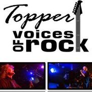 Topper/Voices Of Rock, Atlanta GA