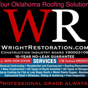 Wright Restoration, Oklahoma City OK