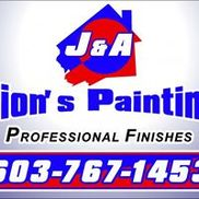 J & A Dion's Painting, Dover NH