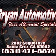 Bryan Automotive, Santa Cruz CA