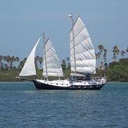 Schooner Ondine, New Smyrna Beach FL
