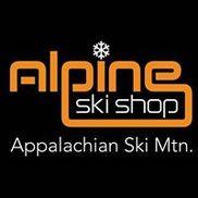 Alpine Ski Shop Appalachian Ski MTN., Blowing Rock NC