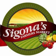 Sigona's Farmers Market, Redwood City CA