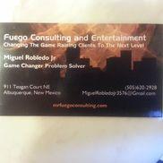 Fuego Consulting and Entertainment, Albuquerque NM