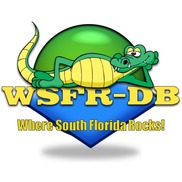 WSFR - South Florida's Digital Rock Station, Cooper City FL