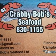 Crabby Bob's Seafood Ltd., Campbell River BC