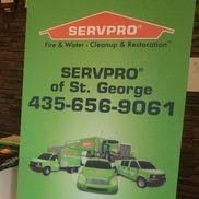 SERVPRO, St George UT