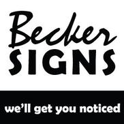 Becker Signs, Hudson OH