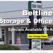 Beltline Storage U0026 Office Centre. Columbia SC