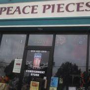 Peace Pieces Consignment Shop, Henrico VA