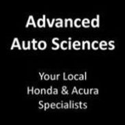 Advanced Auto Sciences , Acton MA