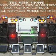 The Music Shoppe, Akron OH