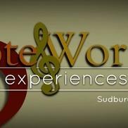 Note-worthy Experiences Music Studio, Sudbury MA