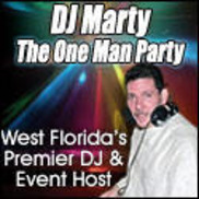 DJ Marty The One Man Party, Spring Hill FL